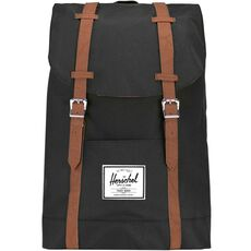 Herschel Retreat Backpack Rucksack 42 cm Laptopfach, black