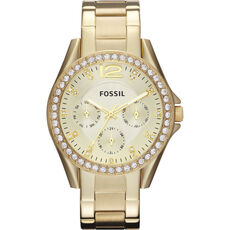 "Fossil Damenuhr Riley ""ES3203"""