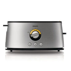 Philips Toaster HD 2698/00, edelstahl