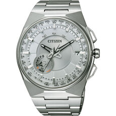"Citizen Herren Eco-Drive-Uhr Satellite Elegant ""CC2001-57A"""