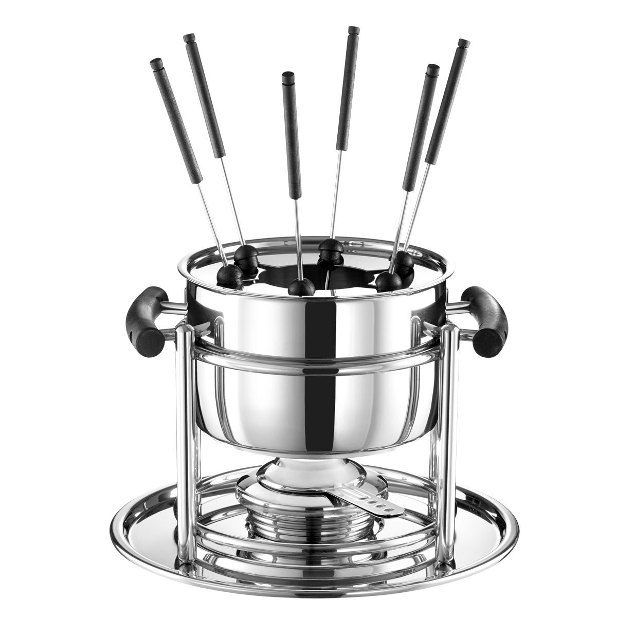 wmf fondue set allegro 11 teilig karstadt online shop. Black Bedroom Furniture Sets. Home Design Ideas