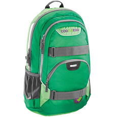 coocazoo City Stuff RayDay Rucksack 50 cm Laptopfach, Green Spring