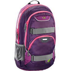 coocazoo City Stuff RayDay Rucksack 50 cm Laptopfach, Purple Magentic