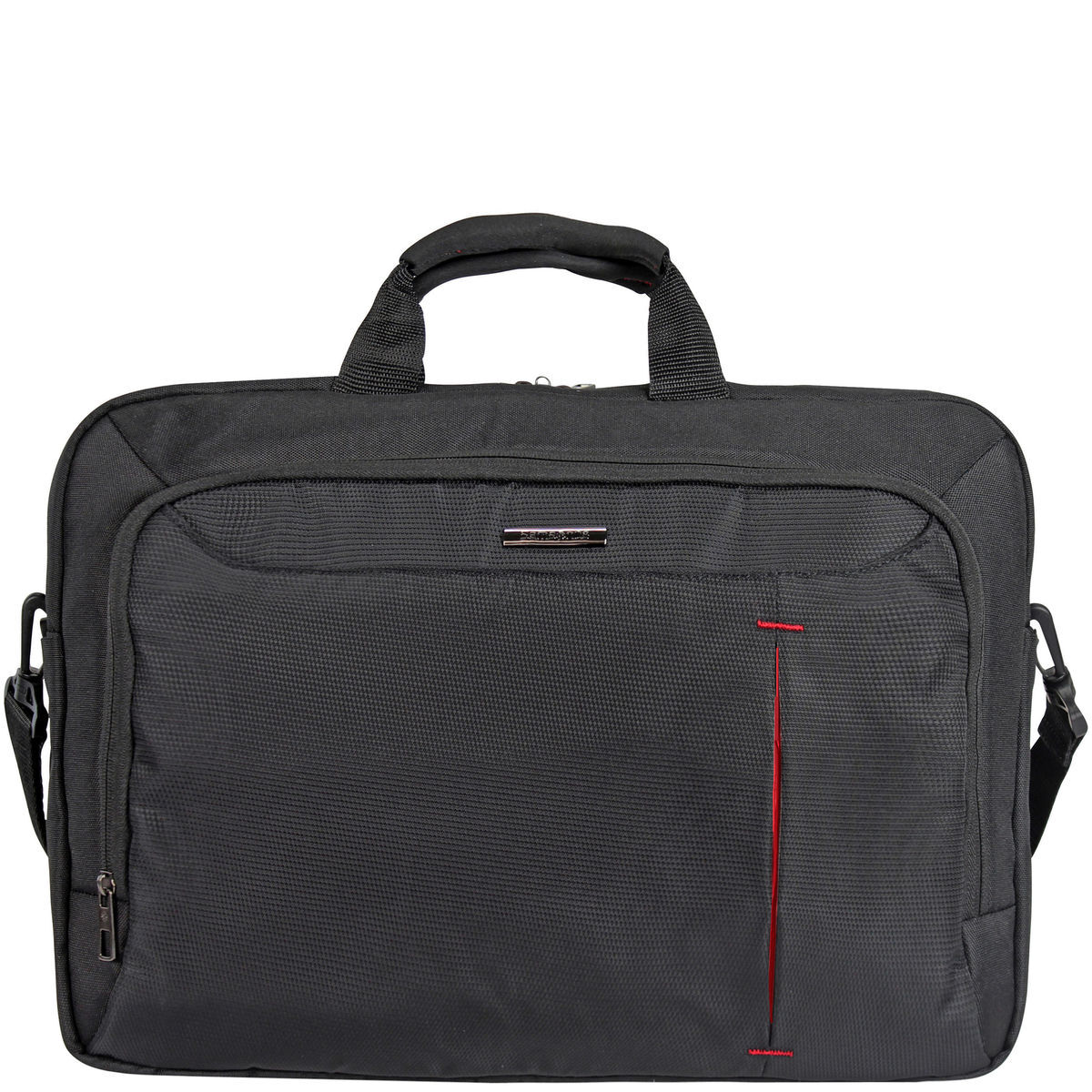 samsonite guardit bailhandle laptoptasche 43 5 cm black. Black Bedroom Furniture Sets. Home Design Ideas