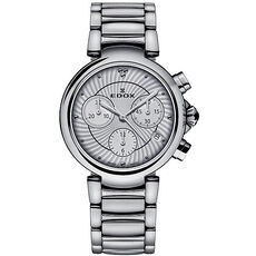 "Edox Damen Chronograph La Passion Chrono ""10220 3 M AIN"""