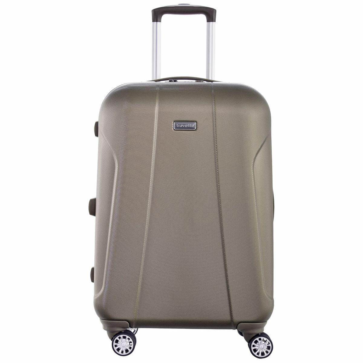 Travelite Elbe Two Trolley M 65 Cm Reisekoffer & Trolleys Büro & Schreibwaren