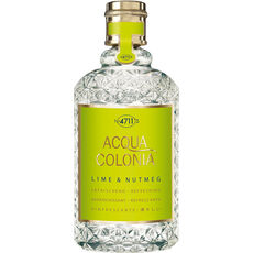 4711 Acqua Colonia Lime & Nutmeg, Eau de Cologne