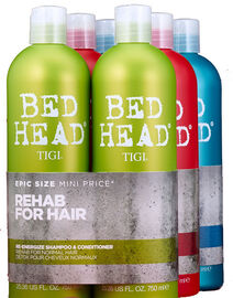 Tigi Haircare Shampoo & Conditioner, 2 x 750 ml