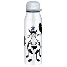 """Alfi Isolier-Trinkflasche isoBottle """"Crazy Cow"""", 0,5 l"""