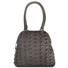 Billy the Kid Marokko Aisha Triangle Schultertasche Leder 34 cm, taupe