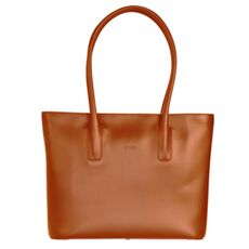 Bree Cambridge 9 Schultertasche Leder 34 cm, whisky