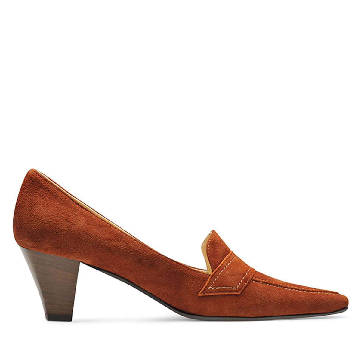 Evita »PATRIZIA« Pumps, orange, orange