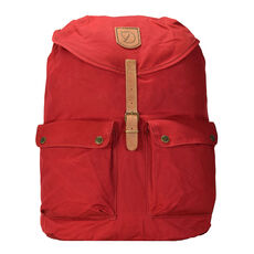 Fjällräven Greenland Rucksack 42 cm Laptopfach, redwood