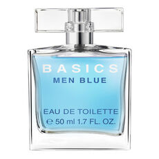 Sans Soucis Basics Men Blue, Eau de Toilette, 50 ml