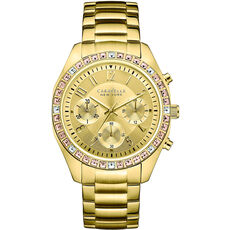 "Caravelle New York Damen Chronograph ""44L151"""