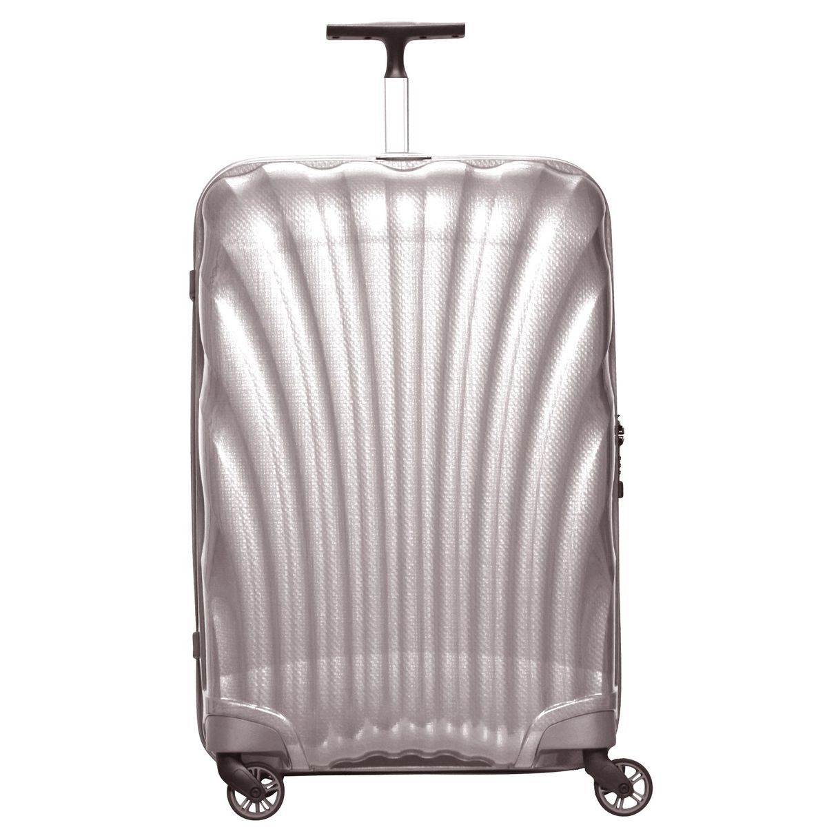 samsonite cosmolite 3 0 spinner fl2 4 rollen trolley 81 cm pearl karstadt online shop. Black Bedroom Furniture Sets. Home Design Ideas