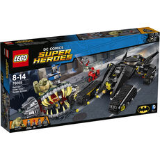 LEGO® DC Super Heroes 76055 Batman™: Killer Crocs™ Überfall in der Kanalisation