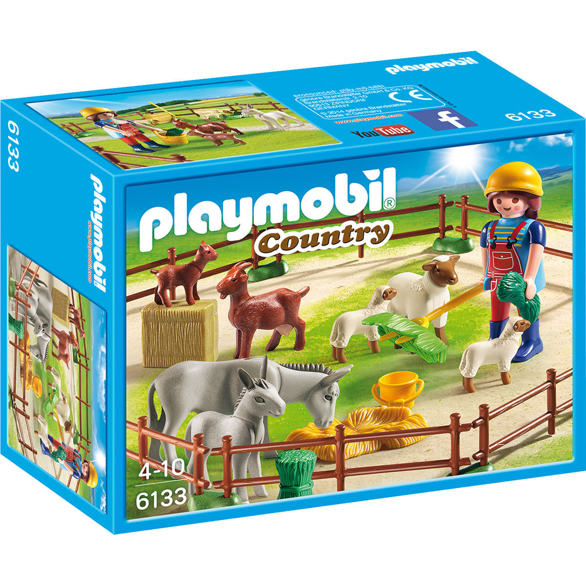 PLAYMOBIL® Country Tierweide 6133. Lädt.