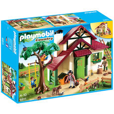 PLAYMOBIL® Forsthaus 6811
