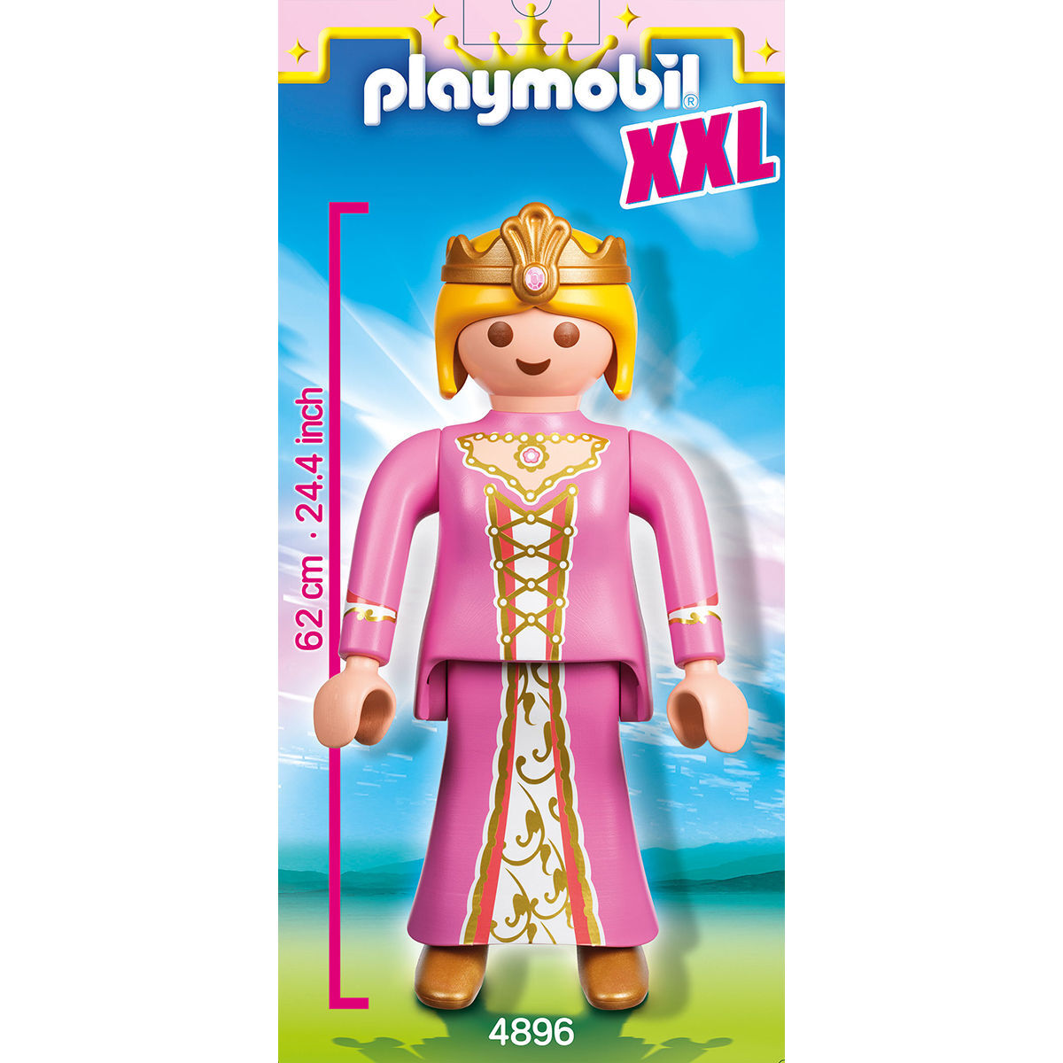 playmobil xxl prinzessin 4896 karstadt online shop. Black Bedroom Furniture Sets. Home Design Ideas