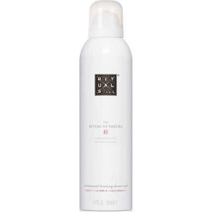 Rituals The Ritual of Sakura Foaming Shower Gel, Duschschaum, 200 ml