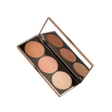 Nude by Nature Highlight Palette, Puder