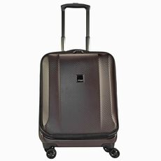 Titan Xenon Deluxe 4-Rollen Business Trolley 55 cm Laptopfach, brown
