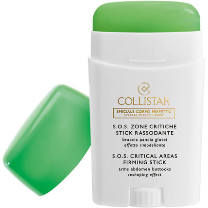 Collistar S.O.S. Critical Areas Firming Stick, Anticellulite Stift