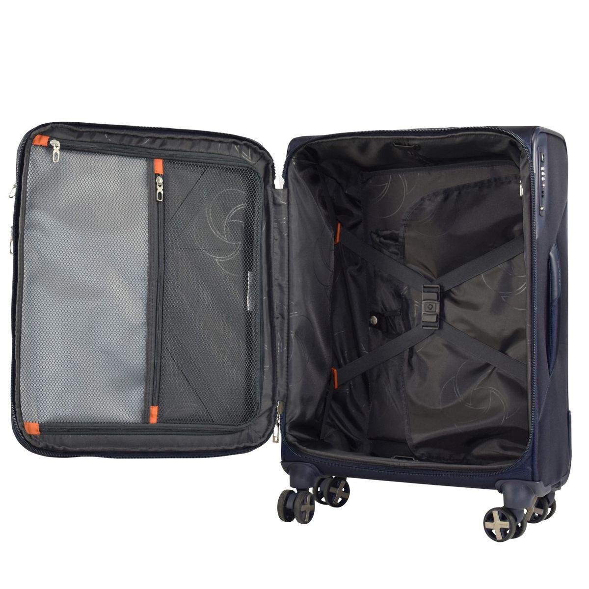 samsonite x blade 3 0 spinner 4 rollen trolley 71 cm black karstadt online shop. Black Bedroom Furniture Sets. Home Design Ideas