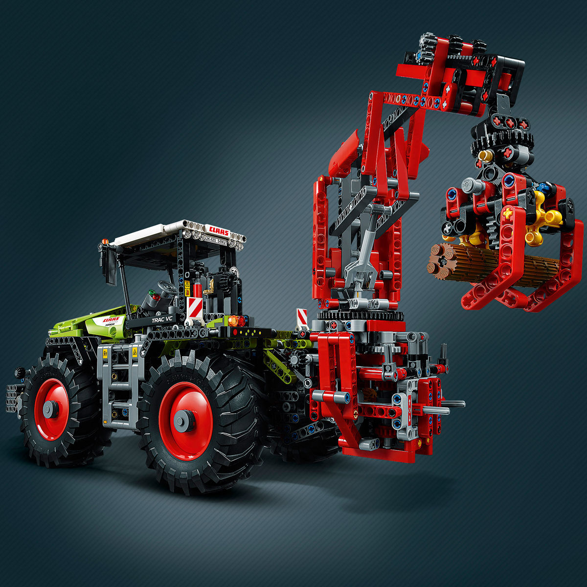 lego technic 42054 claas xerion 5000 trac vc karstadt. Black Bedroom Furniture Sets. Home Design Ideas