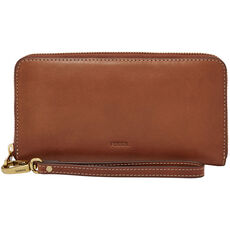 "Fossil Damen Large Zip Clutch ""Emma SL7153200"""