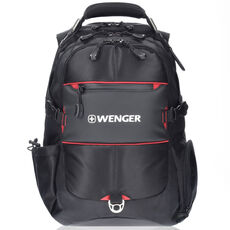 Wenger XL Notebook-Rucksack WG1275 Business Outdoor Trekking 44 cm mit Tabletfach,