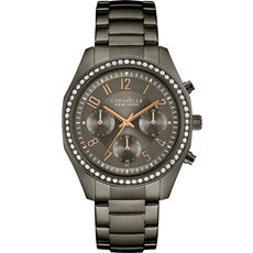 "Caravelle New York Damen Chronograph ""45L161"""