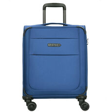 Epic DiscoveryAIR ULTRA 4-Rollen Kabinentrolley 55 cm, pacificBLUE