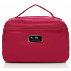 "Guess Kosmetiktasche ""Weekend Large Beauty Hold All"", pink"