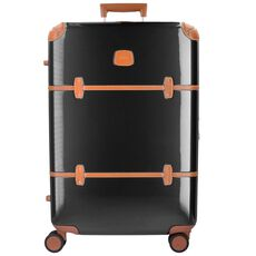 Bric's Bellagio 4-Rollen Trolley III 82 cm, black/brown