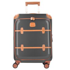 Bric's Bellagio 4-Rollen Kabinentrolley IV 55 cm, grey