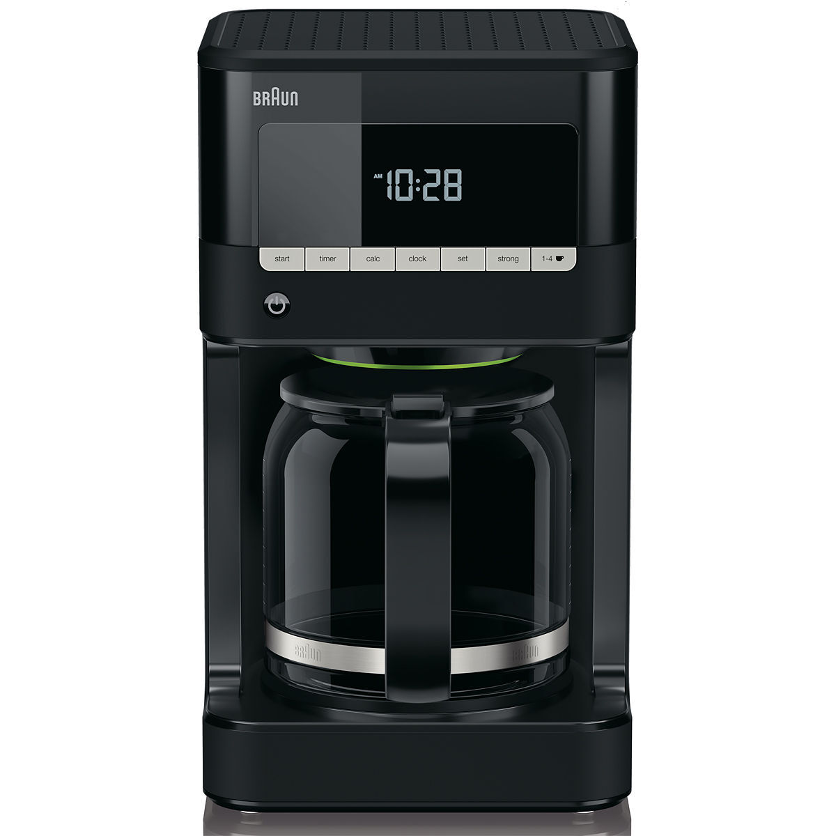 braun kaffeemaschine puraroma 7 kf7020 schwarz karstadt online shop. Black Bedroom Furniture Sets. Home Design Ideas
