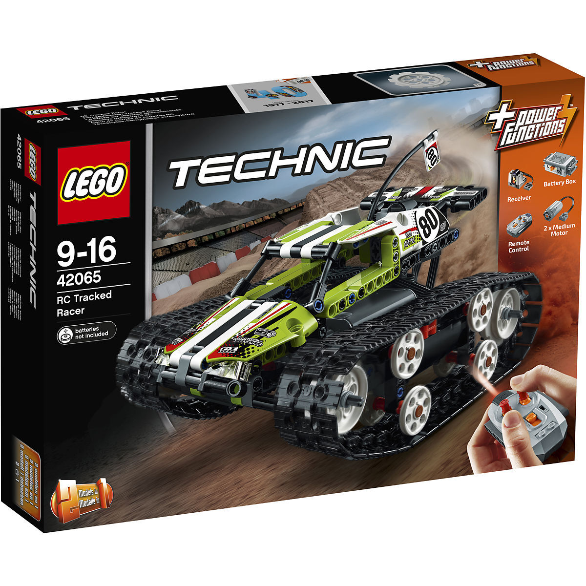 lego technic 42065 ferngesteuerter track racer karstadt. Black Bedroom Furniture Sets. Home Design Ideas