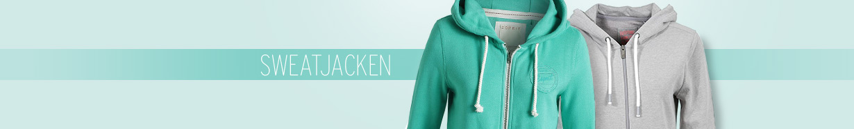 Damen Sweatjacken