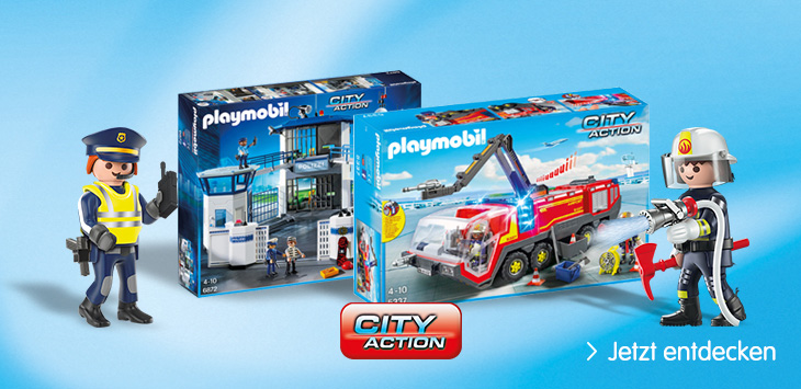 Playmobil® City Action